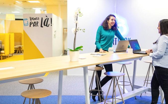 Equipe Ubiqus agence de traduction Paris