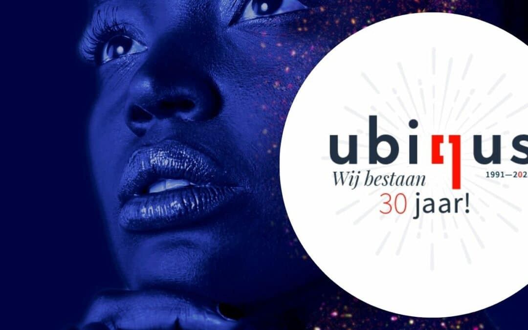 Ubiqus wordt 30!