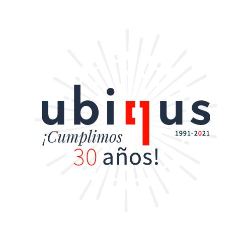 ¡Feliz cumpleaños, Ubiqus!